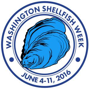 Shellfish week logo